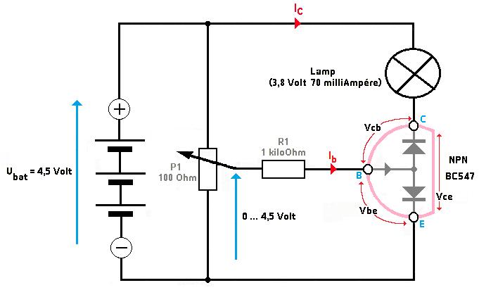 elektronica de transistor