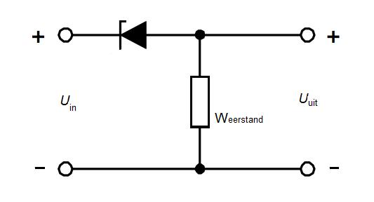 elektronica de zener diode